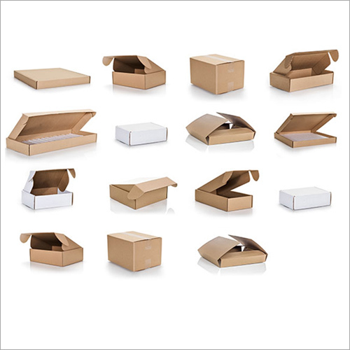Die Cut Corrugated Boxes
