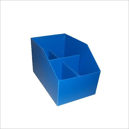 Half Slotted PP Corrugated Box