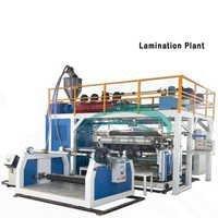 High Speed Extrusion Plastic Film Laminating Machine / Film Laminating Machine