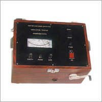 Operated Insulation Tester