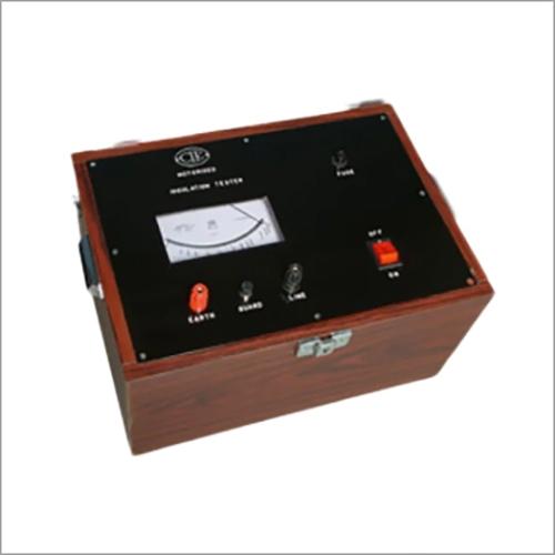 Motorised Insulation Tester