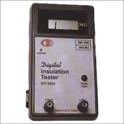 Digital Power Insulation Tester