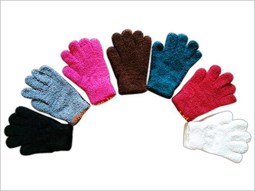 Softer Polyester Gloves
