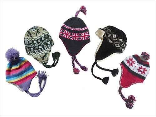 Jacquard Winter Hats