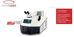 Elettrolaser Laser Welder Mega 140J