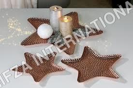 Copper decorative tray