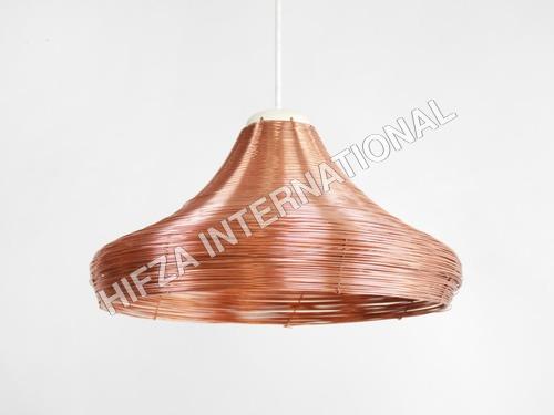Copper Braide Lamp