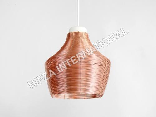 Copper Braide Lamps