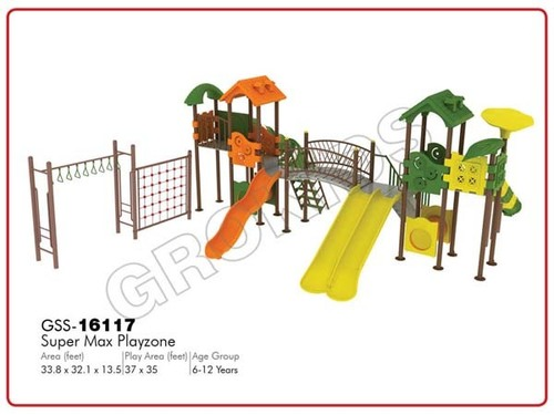 Outdoor Play Equipment School Series