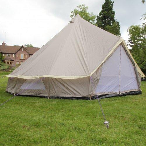 Canvas Tent Fabric