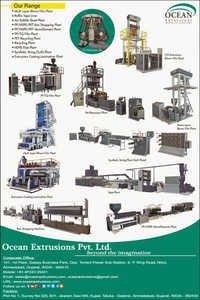 Extrusion Machine Process