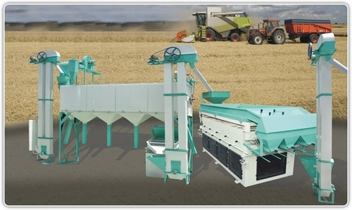 soya seed cleaning machine