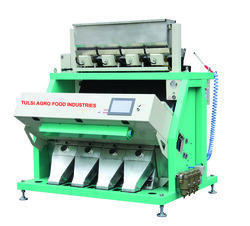 Color Sorter Grain Machine