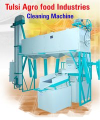 ajwain seed medium cleaning machine
