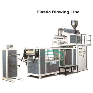 Polypropylene (PP) Single Layer Downward Water-cooled Blowing Film Machine