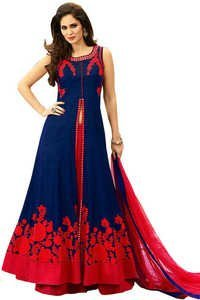 FANCY DESAIGNER ANARKALI LONG DRESS