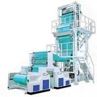 coextrusion blown film machine
