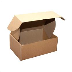冲切的箱子