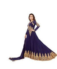 FANCY DESAIGNER ANARKALI SUIT
