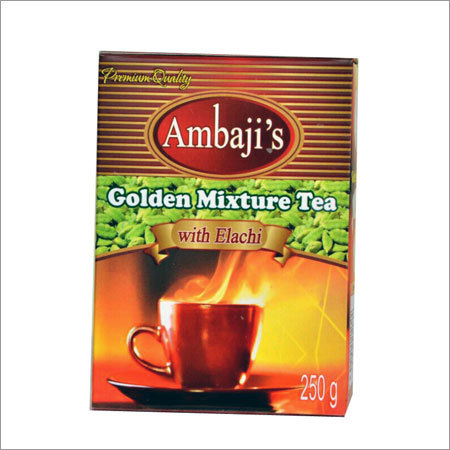 Golden Elaichi Mixture Tea