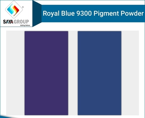 Royal Blue 9300 Pigment Powder