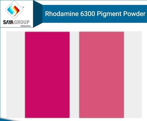 Rhodamine 6300 Pigment Powder