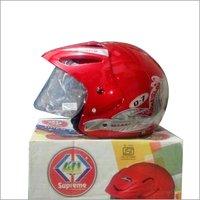 Supreme Q7 Gold Open Face Helmet