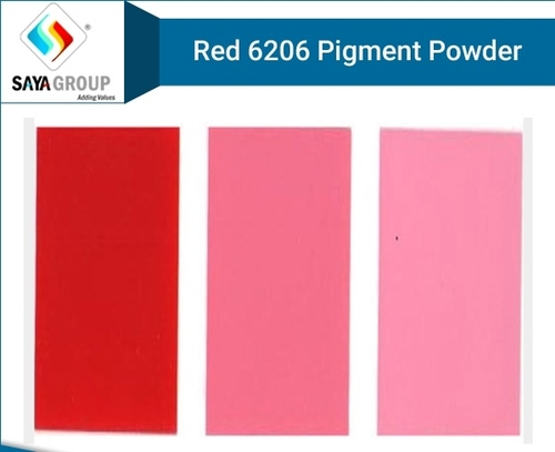 Red 6206 Pigment Powder