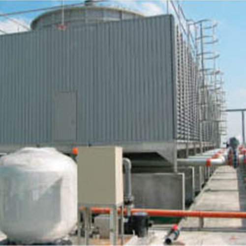 Draft Cooling Tower