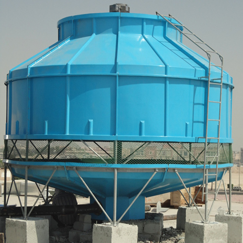 Round Cooling Tower
