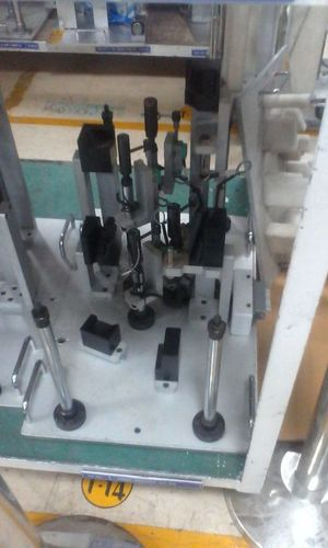 Automotive Assembly Line Fixtures