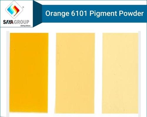 Orange 6101 Pigment Powder