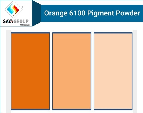 Orange 6100 Pigment Powder