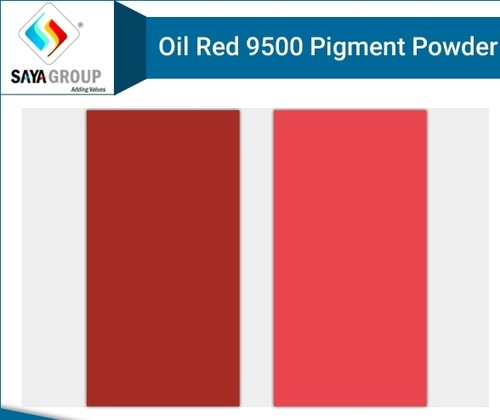 Oil Red 9500 Pigment Powder