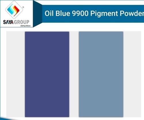 Oil Blue 9900 Pigment Powder