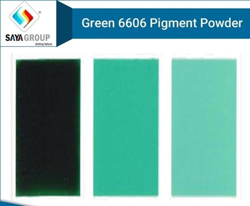 Green Pigment Powder