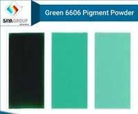 Green 6606 Pigment Powder