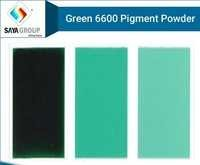 Green 6600 Pigment Powder