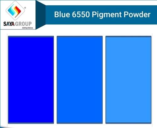 Blue 6550 Pigment Powder