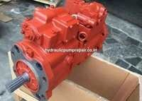 Excavator Hydraulic Pump Repair