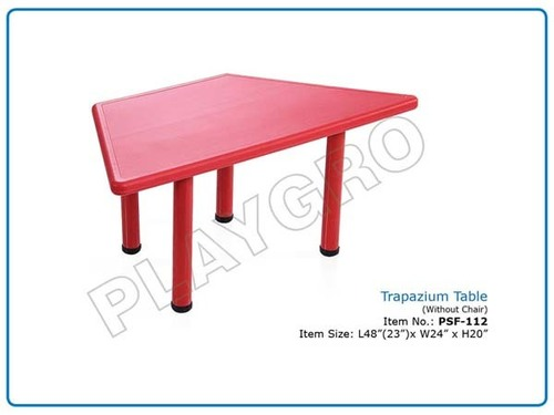 Trapazium Table