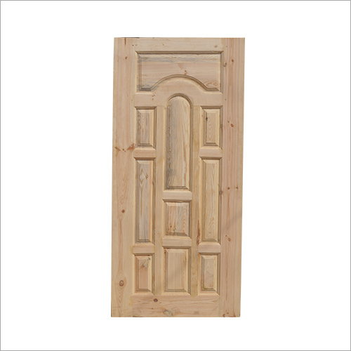 Plain Wooden Door