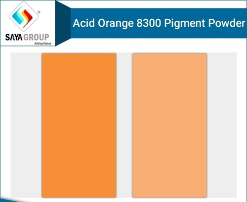 Acid Orange 8300 Pigment Powder