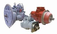 Tata Hitachi Piston Pump Repair