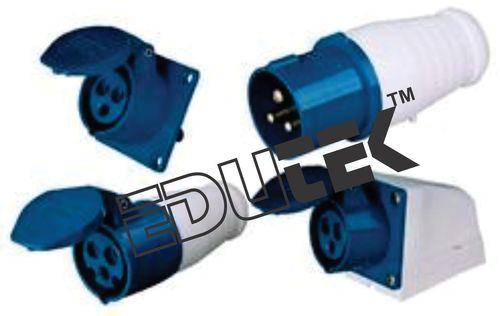 Industrial Socket And Plug