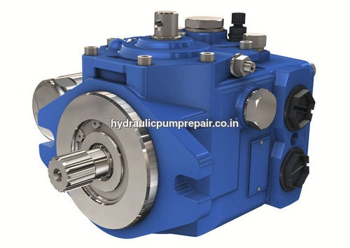 Poclain Piston Pump Repair