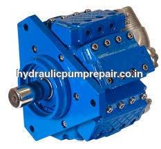 Poclain Axail Piston Pump Repair