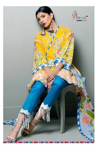 Pakistani Designer Party Wear Salwar Kameez Suit