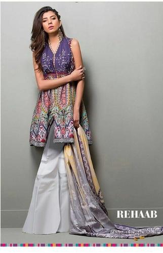 Exclusive Fancy Party Wear Designer Salwar Kameez Suit