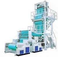 LDPE BLOWN FILM machine